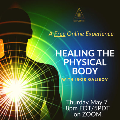 healing your physical body