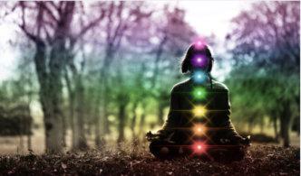 person meditate
