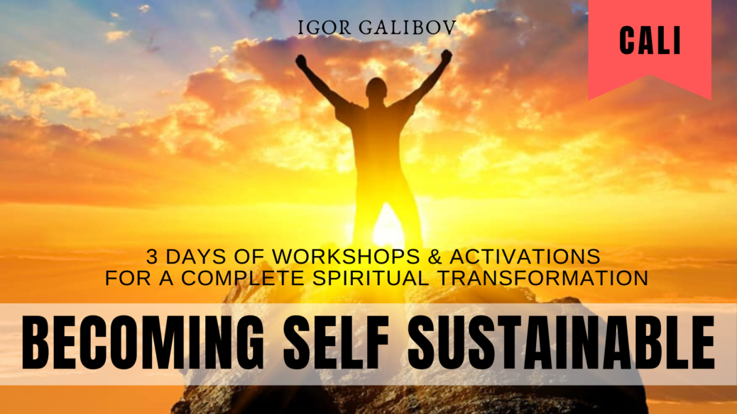 Becoming Self Sustainable